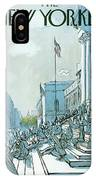 New Yorker June 27th, 1977 IPhone X Case