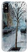 New Yorker March 12th, 1966 IPhone Case
