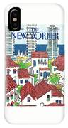New Yorker March 14th, 1988 IPhone X Case
