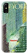New Yorker March 28th, 1994 IPhone Case