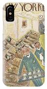 New Yorker May 10th, 1947 IPhone Case