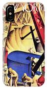 New Yorker May 2 1931 IPhone X Case