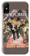 New Yorker May 22nd, 1995 IPhone X Case