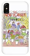New Yorker May 28th, 1990 IPhone Case