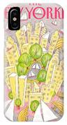 New Yorker May 2nd, 1988 IPhone X Case
