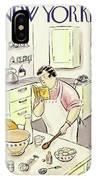 New Yorker November 27 1937 IPhone Case