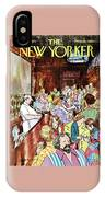 New Yorker November 27th, 1971 IPhone X Case
