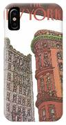New Yorker November 9th, 1981 IPhone Case