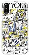 New Yorker October 10th, 1994 IPhone X Case