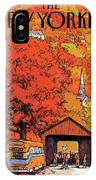 New Yorker October 19th, 1981 IPhone X Case