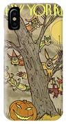 New Yorker October 31st, 1959 IPhone X Case