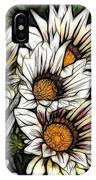 New Zealand Flowering Beauties IPhone Case