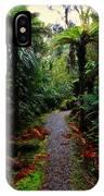 New Zealand Rainforest IPhone Case