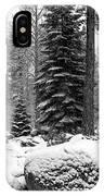 Next Season Christmas Trees IPhone Case