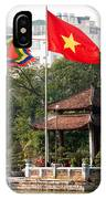 Ngoc Son Temple  01 IPhone Case