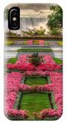 Niagara Falls Botanical Gardens Ontario Canada IPhone Case