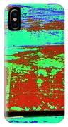 Nice Rust IPhone Case