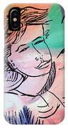 Nicole Gullata I Love You IPhone Case