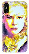Nicole Kidman IPhone Case