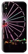 Night At The Fair IPhone Case