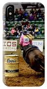 Night At The Rodeo V23 IPhone Case