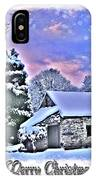 Christmas Card 27 IPhone Case