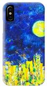 Night City IPhone Case