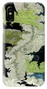 Night Forest IPhone Case