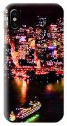 Night Lite Seattle IPhone Case