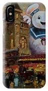 Night On The Town IPhone Case