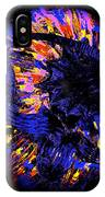 Night Pumpkin Iridescence IPhone Case