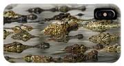 Nile Crocodiles Crocodylus Niloticus IPhone Case