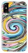 Nine Into One IPhone Case