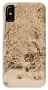 Nine Thirty Pm IPhone Case