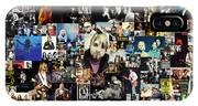 Nirvana Collage IPhone Case