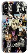Nirvana Collage IPhone Case