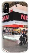 Nissan Area IPhone Case