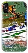 Nitro Bass Boats IPhone Case