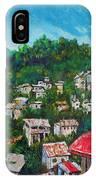 Nivel Hills Cebu IPhone Case