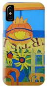 Nj Sunflowers IPhone Case