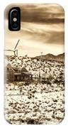 No Place Like Home 2 Palm Springs IPhone Case