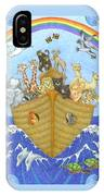 Noah's Ark IPhone Case