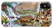 Noahs Ark - The Homecoming IPhone Case