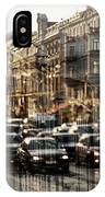 Noise In The City IPhone Case
