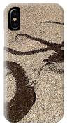 Noonday Dance No.5 IPhone Case