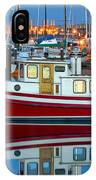 Nordic Tug IPhone Case