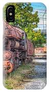 Norfolk And Western Class M2c  No 1151 IPhone Case
