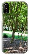 Norfolk Botanical Garden 3 IPhone Case