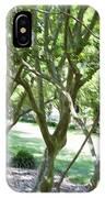 Norfolk Botanical Garden 7 IPhone Case
