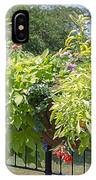 Norfolk Botanical Garden 8 IPhone Case